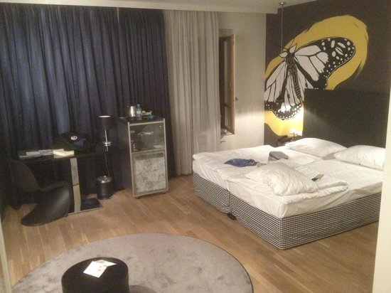 Casati Budapest Hotel: large room