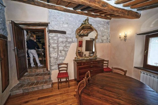 Locanda San Biagio: Sala Romantica