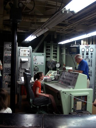Titan Missile Museum : Command center