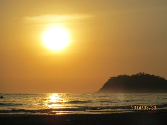 Hotel Villas Playa Samara: Samara Beach Sunset-gorgeous