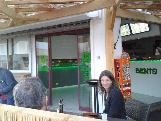 Le REPERE des Mouettes : Inauguration du Bento Beach le 6/4/2014
