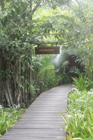 The Sarojin : Pathways Spa