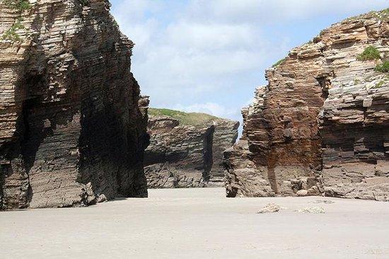 Playa de las Catedrales: 02