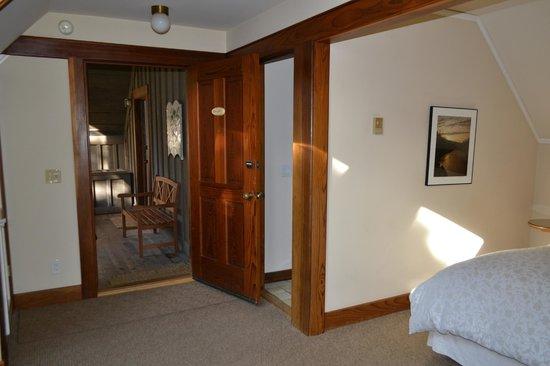 Glendeven Inn Mendocino: another room view