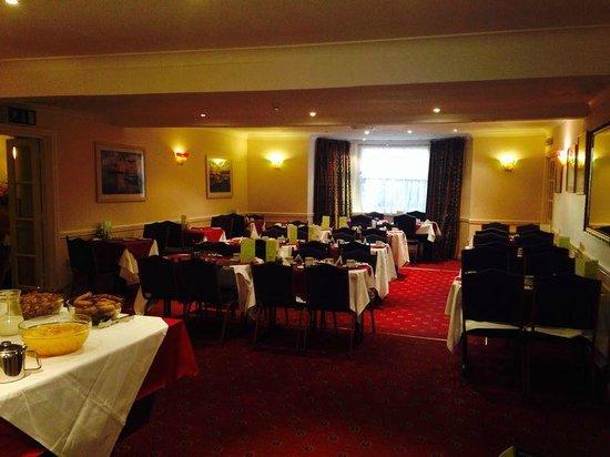 Carlton Hotel: Restaurant