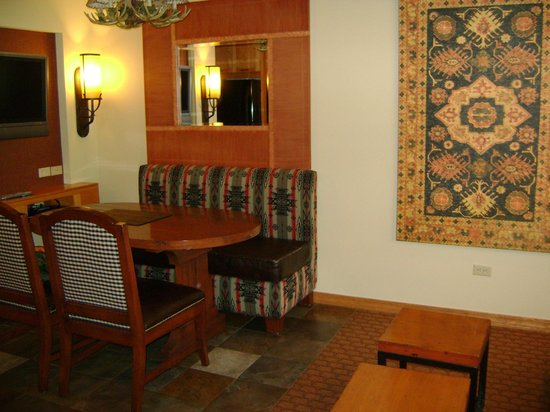 Lodges at Timber Ridge by Welk Resorts : Dinning room