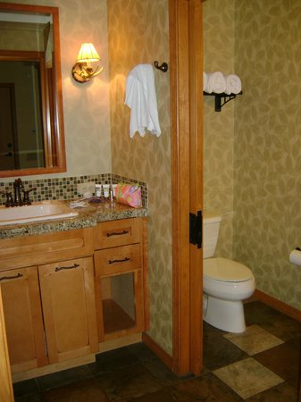 Lodges at Timber Ridge Branson: Bathroom