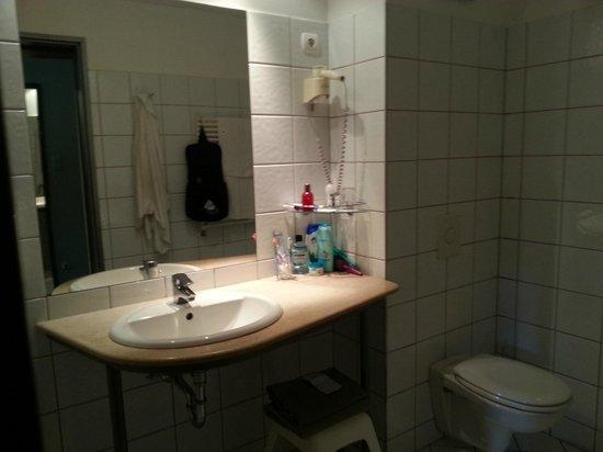 Hunguest Hotel Aqua-Sol: łazienka