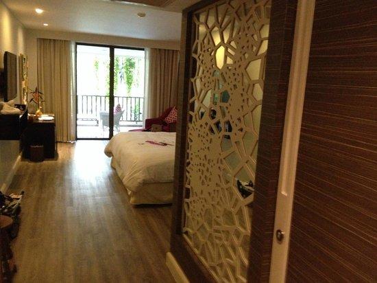 Burasari Resort: bedroom