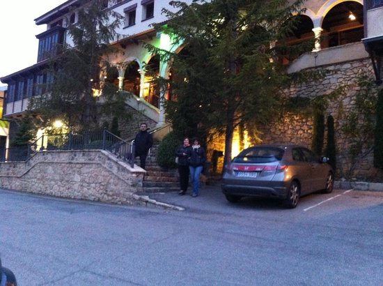 Cantavieja, España: HOTEL BALFAGON