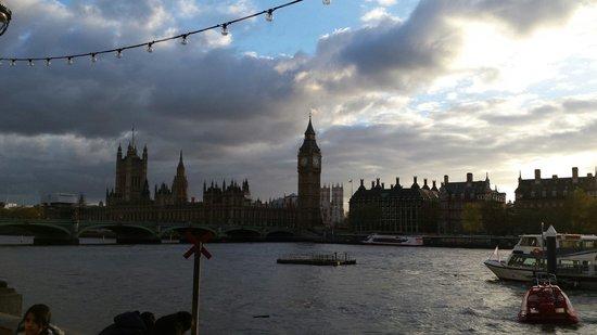 Taj 51 Buckingham Gate Suites and Residences : Atardecer en Londres