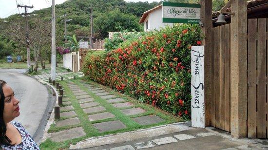 Guest House Cheiro De Vida: Entrada da Guesthouse