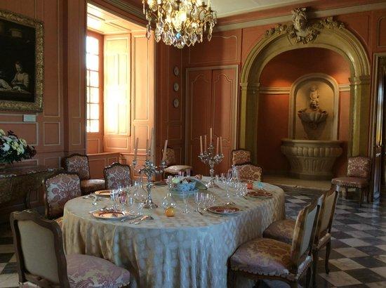 Château de Villandry : Dining Room
