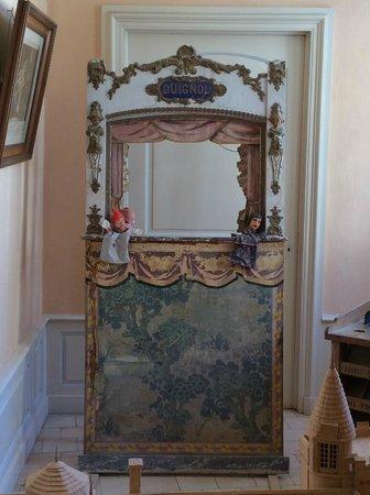 Château de Villandry : Puppet theater