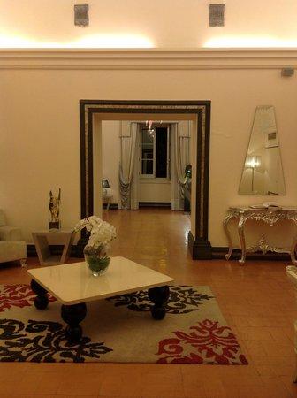Palazzo Caracciolo Napoli MGallery by Sofitel : lobby