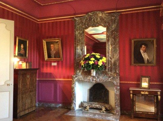 Château de Villandry : Fireplace