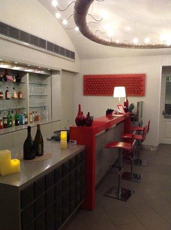 Palazzo Caracciolo Napoli MGallery by Sofitel : bar