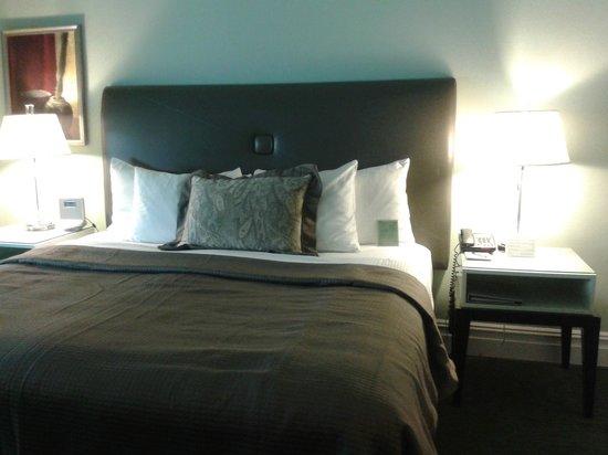 Hotel Beacon: Comfy bed!