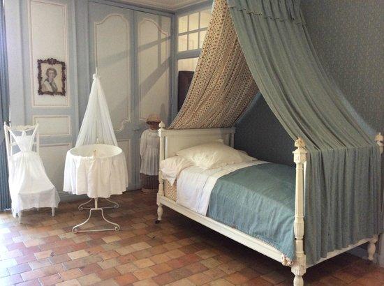 Chateau de Villandry : Nursery