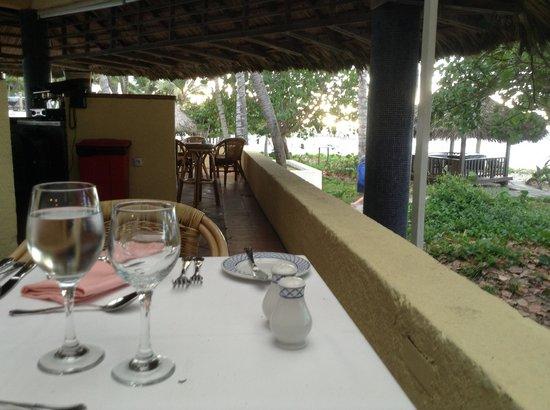 Melia Las Americas: Seafood Restaurant
