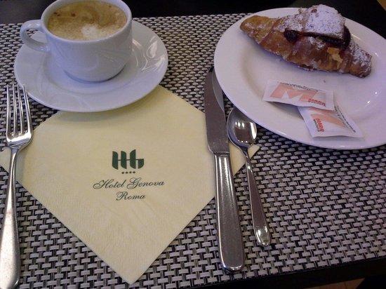 Hotel Genova: Colazione