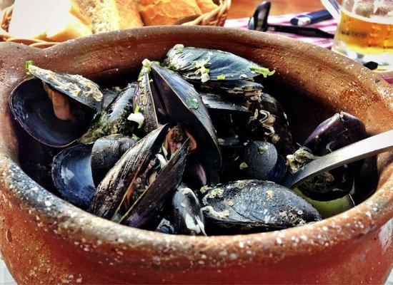 Restaurant Toni : Mussels