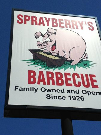 Sprayberry's Barbecue: Must Try