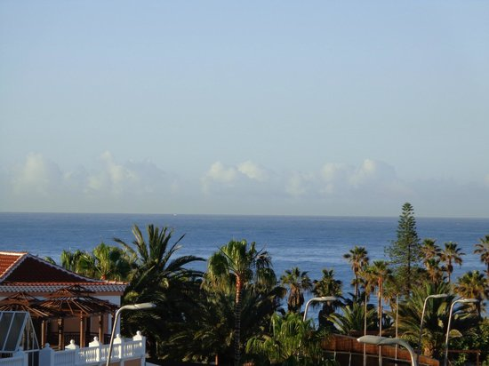 Mediterranean Palace Hotel: View from Hotel Balcony