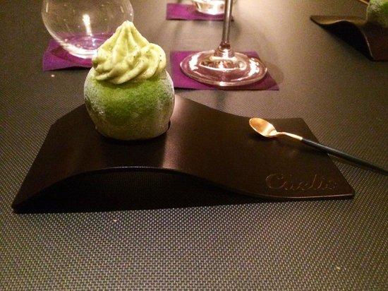 Caelis: Pre-desert - lime mojito