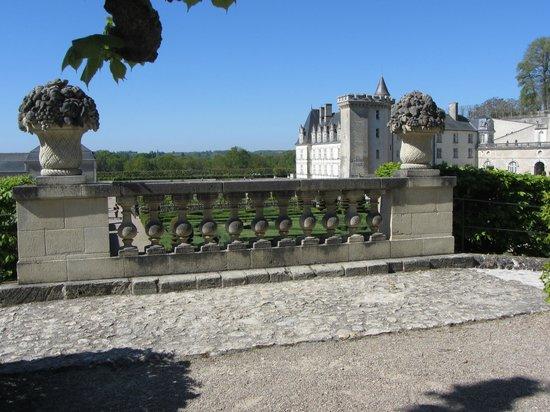 Chateau de Villandry : View of the Chateau
