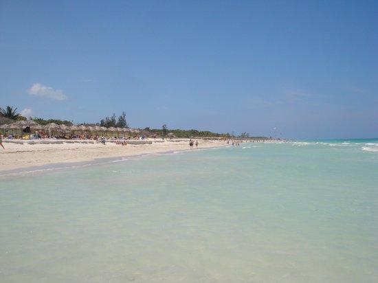 IBEROSTAR Playa Alameda Hotel: beach:)