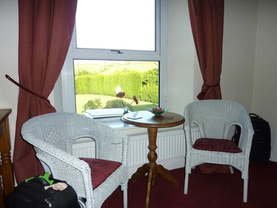Cannards Grave Farmhouse : View from bedroom