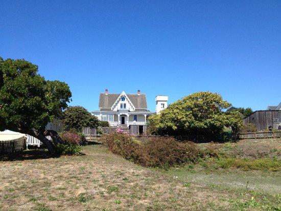 Mendocino Coast: Estilo vitoriano