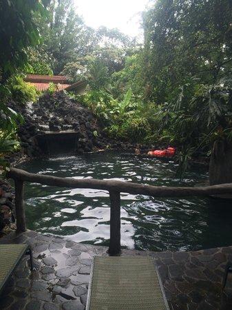 Hotel Montana de Fuego Resort & Spa: hot spring
