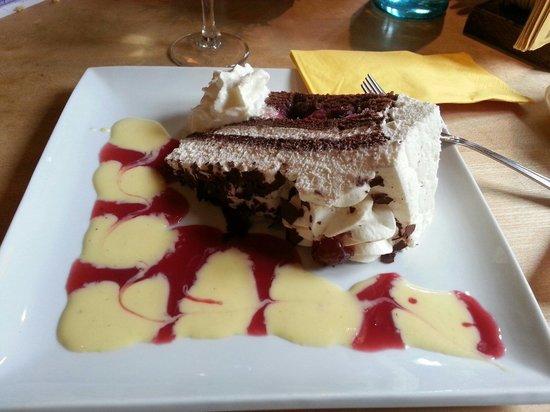 Ganter Brauereiausschank: Torta della Schwartzwald