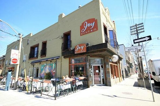 Joy Bistro Bar: Great food !