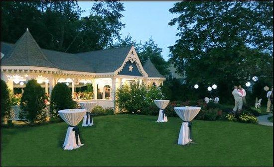 The Victoria Inn: Garden Pavilion