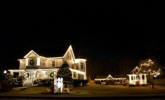 The Victoria Inn: Winter 2014