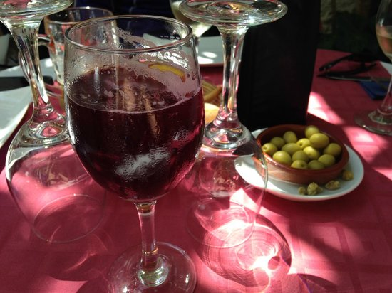 El Patio De Mariscal: So yummy here!