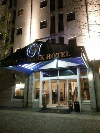 Berlin Mark Hotel : ingresso hotel