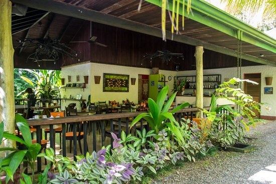Hotel Villas Gaia : Restaurant