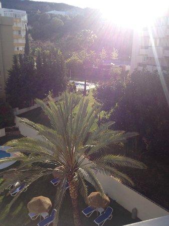 Hotel Mainare Playa Fuengirola: View opposite to the sea view