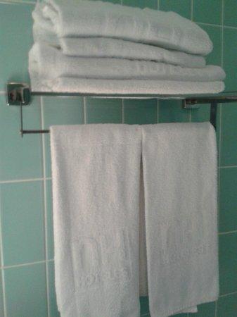 NH Zoetermeer: Towels