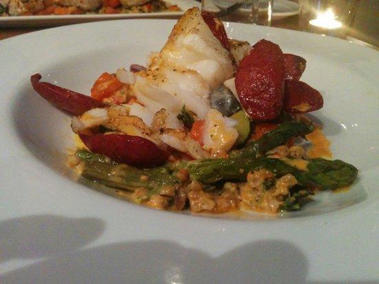 Restaurant Les Pyrenees : Cod
