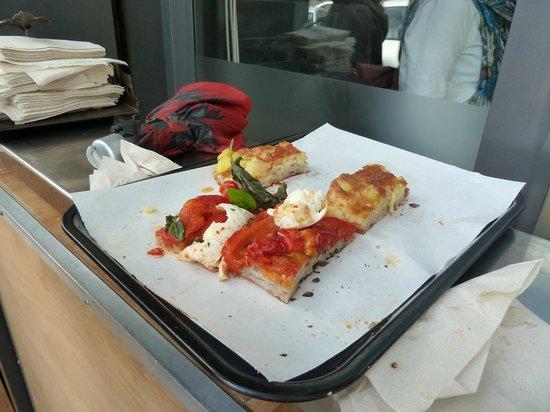 Pizzarium Bonci : Pizza