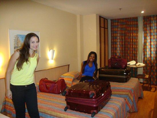 Windsor Plaza Copacabana Hotel: apartamento triplo
