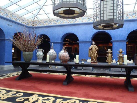 Palacio del Inka, A Luxury Collection Hotel, Cusco: Reception area