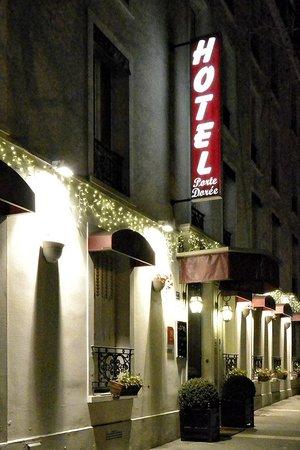 Hotel de la Porte Doree : Hotel Exteriror 1