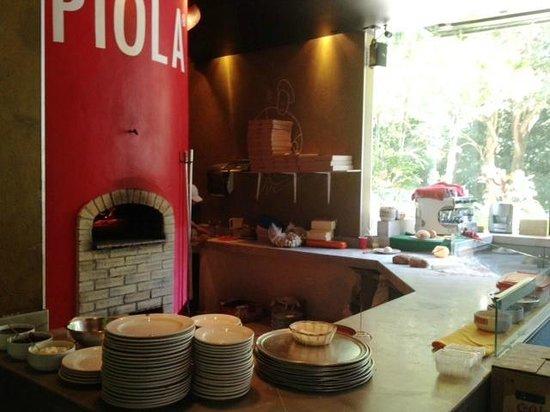 PIOLA : pizzeria
