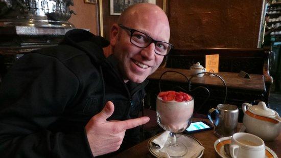Caffe Reggio: Another fine brekkie offering